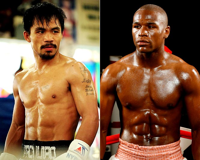Floyd Mayweather Vs Manny Pacquiao 2015: Mayweather Tiene Que Noquear ...